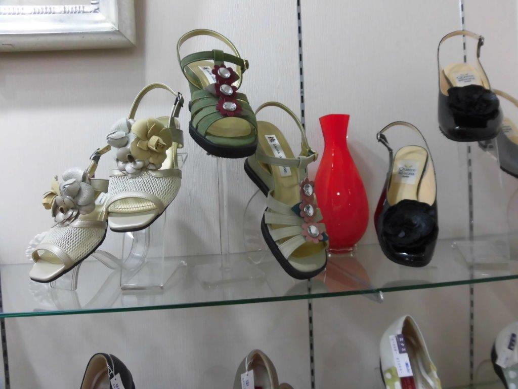 南靴店夏のおすすめ!